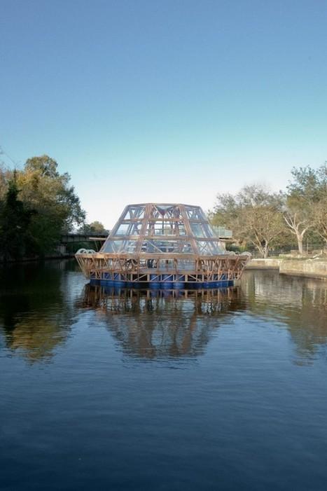 Jellyfish Barge par Studiomobile - Journal du Design | Design de permaculture | Scoop.it