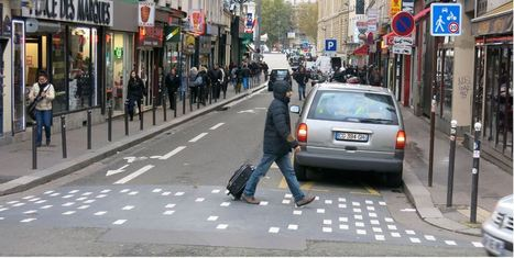 Paris to limit speeds to 30 km/hr over entire city | Green Things | Scoop.it