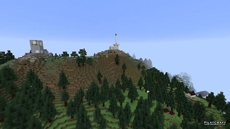 Minecraft au service du patrimoine réel | Gazette du numérique | Scoop.it