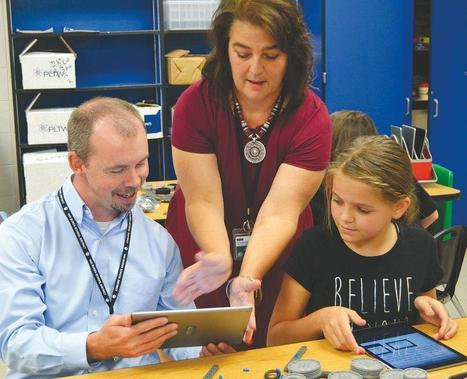 Students introduced to science program   Innovation Disruption in Education   Scoop.it