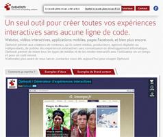 Créer Webdocumentaire, vidéos interactives, applications mobiles en ligne… | | Apprentissage virtuel | Scoop.it