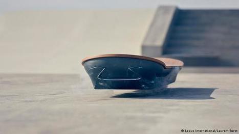 """""""Wir haben ein echtes Hoverboard""""   Wissen & Umwelt   DW.COM   Innovation & Zukunft   Scoop.it"""