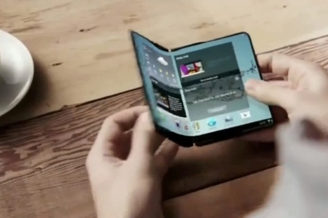 Samsung's first foldable phone, the Galaxy X, could launch in 2017 | Mobile Technology | Scoop.it