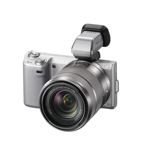 Sony NEX-5N Announced | Everything Photographic | Scoop.it