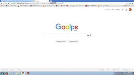 Uma da manhã o Google estava assim. Mais... - Maria Goretti Nagime | Facebook | #ProtestosBR | Scoop.it