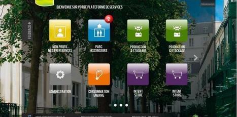 Economies d'énergie : Intent Technologies adapte le modèle d'App Store à l'habitat | URBACCESS | Scoop.it