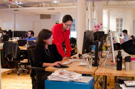 How To Create An Open Office That Is More Awesome For Both Introverts And Extroverts | Learning Trends | Scoop.it
