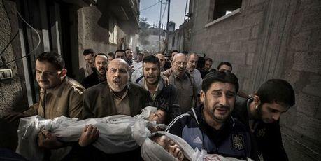 Le World Press Photo attribué à une image de funérailles à Gaza ... - Le Monde   Jaclen 's photographie   Scoop.it