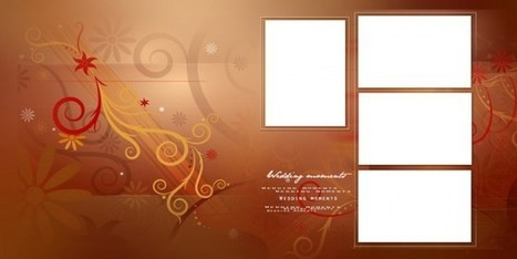 3D styles background wedding psd free download | type | Scoop.it