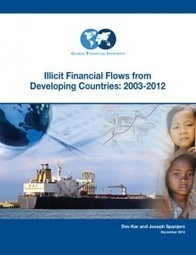 New Study: Crime, Corruption, Tax Evasion Drained a Record US$991.2bn in Illicit Financial Flows from Developing Economies in 2012 | GDP Global: Investment Promotion Agencies, IPA, Foreign Direct Investment, FDI, Economic Development | Scoop.it
