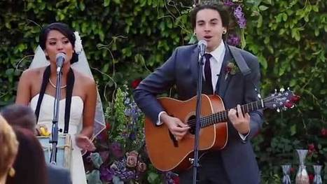 Move Over, Justin Bieber. This Couple Wrote a Song for Their Wedding and Got Discovered. Next Up, a Record Deal. | Grade Nine Religion Semester 2 | Scoop.it