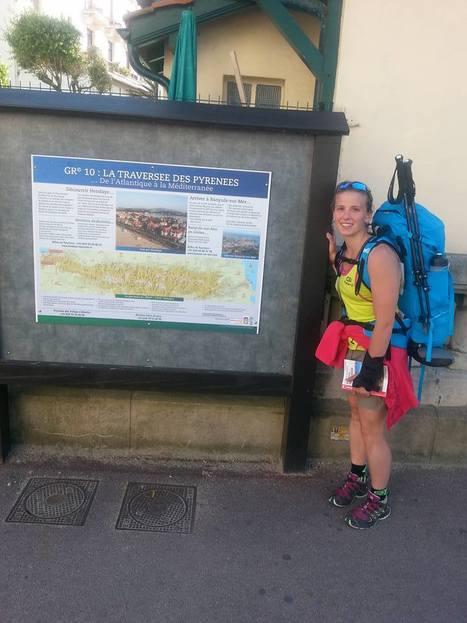 Julie sur le GR10 et en vallée d'Aure, demain. | Vallée d'Aure - Pyrénées | Scoop.it