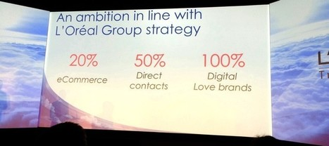 L'Oréal: 'Digital is the only future for travel retail' | Travel Retail Business | The Internal Consultant - Travel Retail | Scoop.it