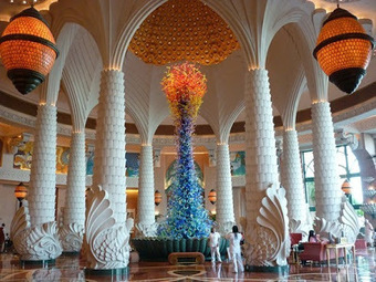 1 World Knowledge: Have you ever imagined that live underwater? Atlantis Hotel Dubai | 1 World Knowledge: Architecture | Scoop.it