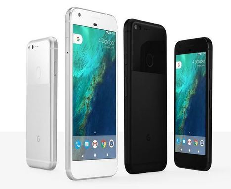 5 reasons why you should buy the Google Pixel smartphone | Future Technology | Scoop.it