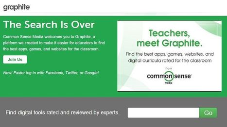Select the Right EdTech tools for Your needs with Graphite - EdTechReview™ (ETR) | Learning Happens Everywhere! | Scoop.it
