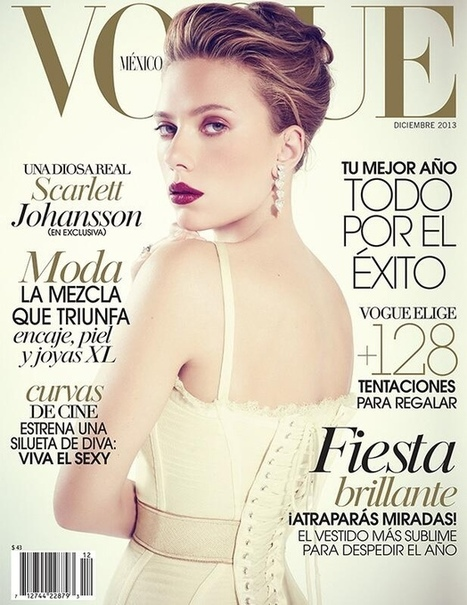 PHOTOS - Scarlett Johansson, en couverture de Vogue pour son ... - Premiere.fr People | défilé | Scoop.it