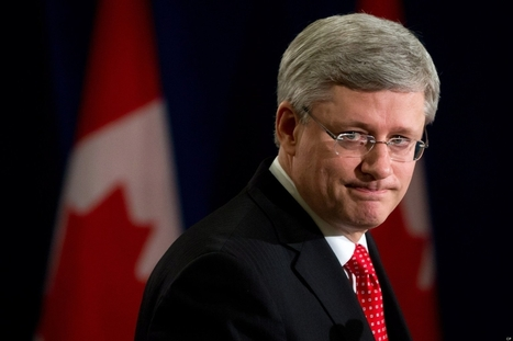 Bad accounting and security risks plague Harper's dream IT team   Canada and its politics   Scoop.it