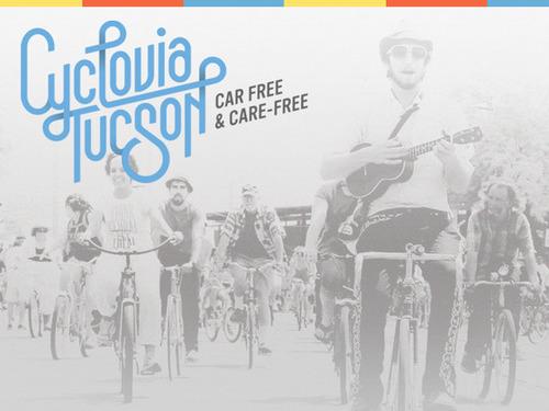 Cyclovia Tucson: Car-free, care-free fun – TWICE this year!