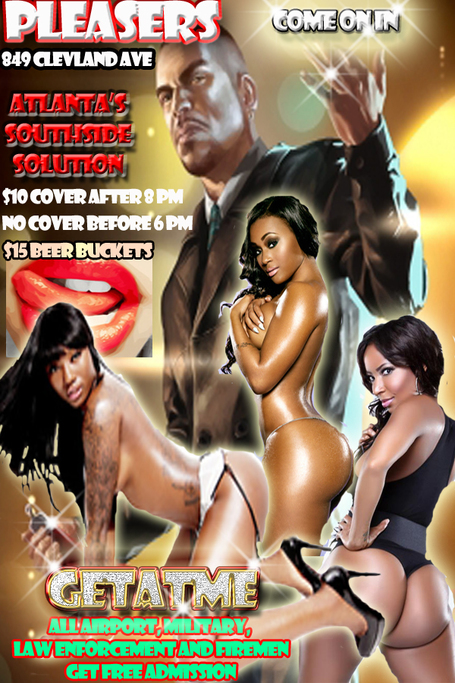 @PleasersAtl  We're Atlanta's SouthSide Solution.  Yall come on in. | GetAtMe | Scoop.it