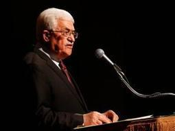 It's time to rethink Palestine - Abbas | AUSTERITY & OPPRESSION SUPPORTERS  VS THE PROGRESSION Of The REST OF US | Scoop.it