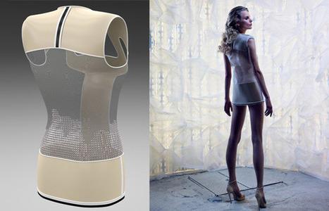 New Technology Breakthroughs for Fashion Design | Julien Fournié | Scoop.it