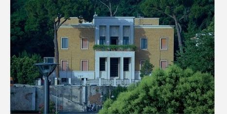 Résider 5 mois à l'Academia Belgica de Rome | Culture et créativité | Scoop.it