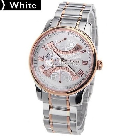 Cheap (CITOLE) Chic Quartz Watch Wristwatch with Stainless Steel Strap for Male Man - PayPal - Free Shipping | Choose Gifts for Your Father on Father's Day | Scoop.it
