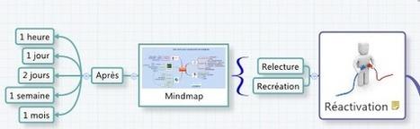 Résumer un cours ou un article avec une carte mentale | pédagogie et éducation | Scoop.it