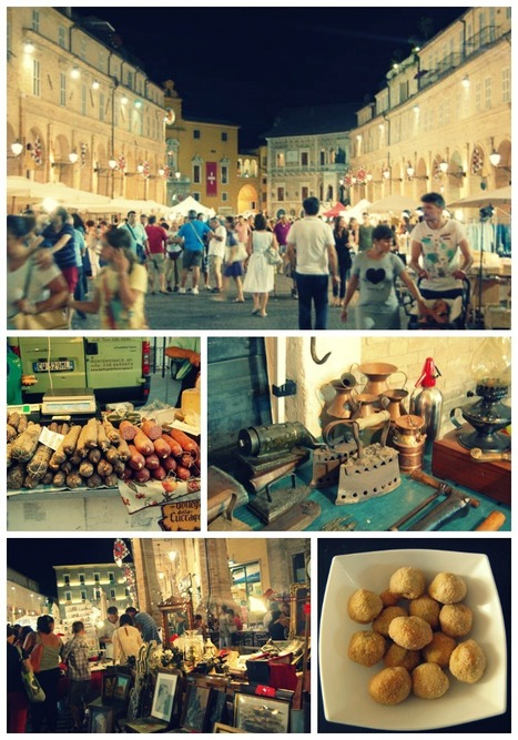 Evening Market... | Looking for a bargain in Fermo | Le Marche another Italy | Scoop.it