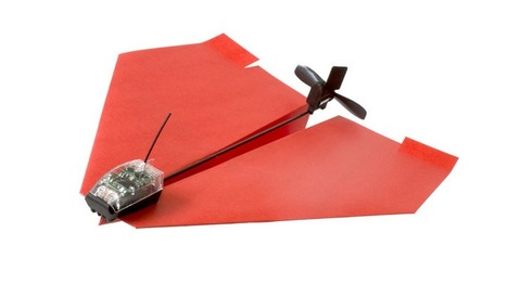 Smartphone-controlled Paper Airplane Kickstarter shatters funding goal on day one   Technology   Scoop.it