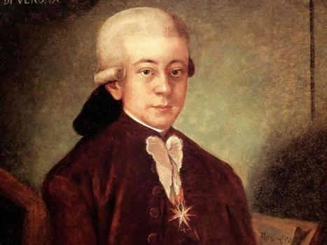 Long-lost Mozart score discovered in Czech museum | OperaMania | Scoop.it