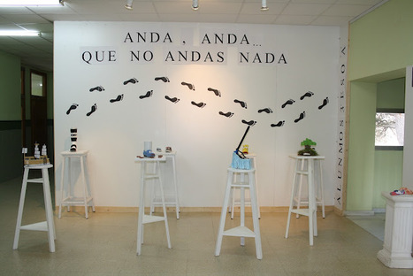 EL MURO espacio expositivo | Experiencias y buenas prácticas educativas | Scoop.it