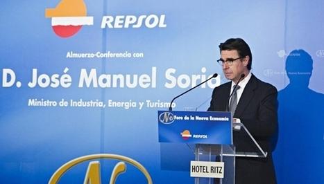 La extracción de petróleo en Canarias implica riesgo de vertido, reconoce Repsol   Canarias, nuestro  paraíso.   Scoop.it