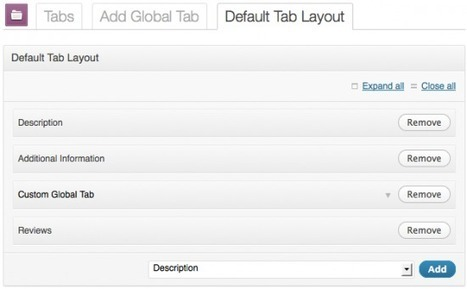 Woocommerce Tab Manager Extensions | Download Free Full Scripts | Woocommerce tab manager | Scoop.it