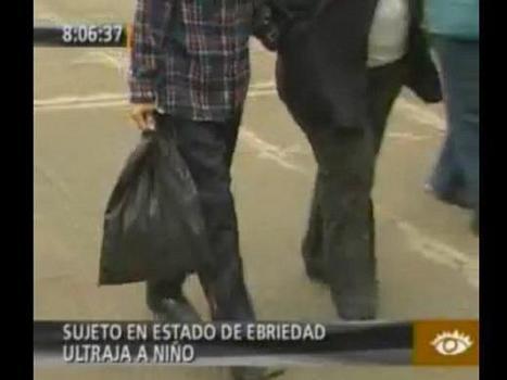 Villa El Salvador: Sujeto en estado de ebriedad violó a un niño de 12 años (VIDEO)   Tipos de violación   Scoop.it