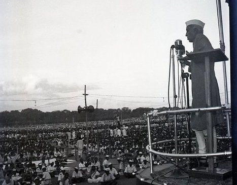 In American Journalist's Photographs, Rare Glimpse of India's First Prime Minister | The New York Times | Asie | Scoop.it