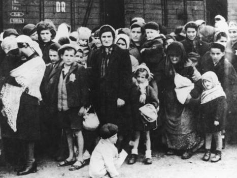 Murdered at Auschwitz | Humanity | Scoop.it