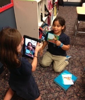 First Grade Reading Ideas | iPads in the Primary Classroom | Scoop.it
