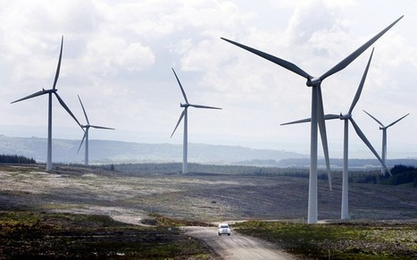 Wind farms will create more carbon dioxide, say scientists - Telegraph | Geography | Scoop.it