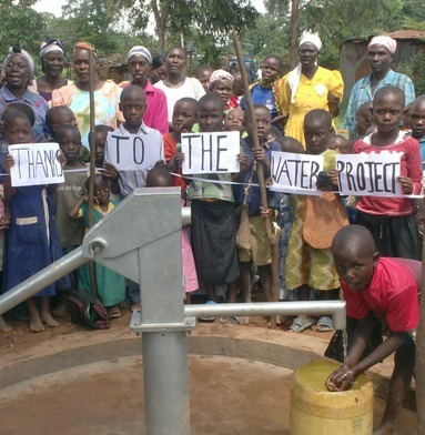 5) The Five Steps Of The Water Project | The African Water Crisis | Scoop.it