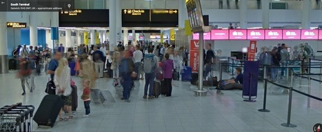 Google Indoor Streetview enables experiential marketing for London ... | Airport Planning | Scoop.it