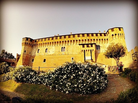 Gradara: one of the must see around Pesaro in Le Marche | Le Marche another Italy | Scoop.it