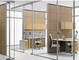 Floor to Ceiling Glass Offices, Glass Partitions and Glass Walls, Modern office furniture with complete buildout solution | Low Back Pain Solution | Scoop.it