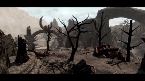 ▶ Skywind - Official Development Video #1 - YouTube | Game Mod Culture | Scoop.it