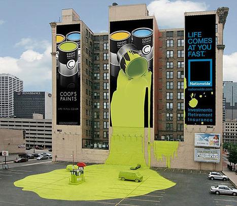Creative Billboard Ads | InspireFirst | CRAW | Scoop.it