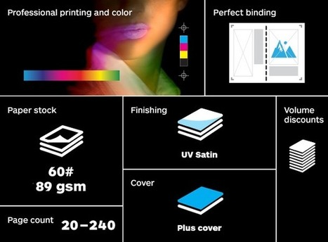 Magazine Printing | Make a Magazine | Blurb | Find Out the Best Magazine Printing Solutions | Scoop.it