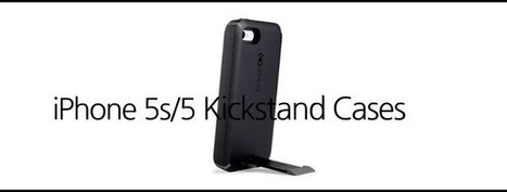 Round Up of Best iPhone 5/5s Cases with Stand | Product Design | Scoop.it