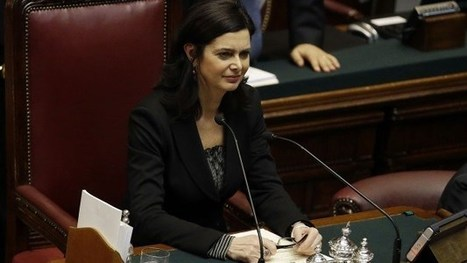 "Boldrini contro M5S: ""Insultata da due deputati"" | Romy Beat - Writer&Screenwriter | Scoop.it"