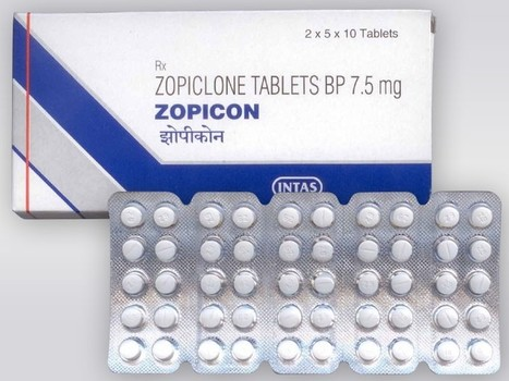 Zopiclon 20 mg
